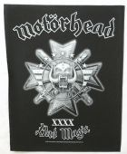 Motorhead - 'Bad Magic' Giant Backpatch